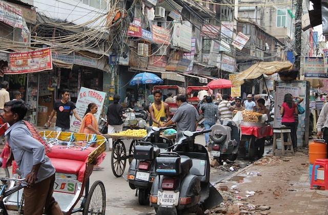 インド マーケット