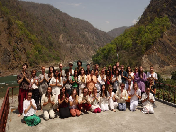 20代のヨガ女子が1週間インドヨガ修行に行ってきた。